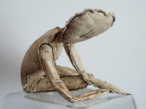escultura textil