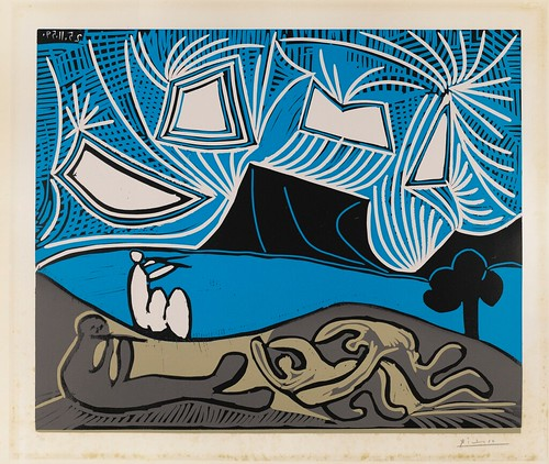 [ P ] Pablo Picasso - Bacchanale (1959) by Cea.