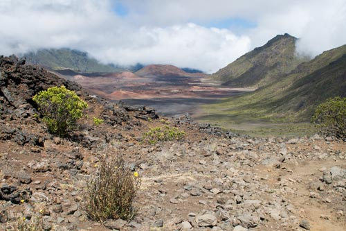 Haleakala Crater Adventure
