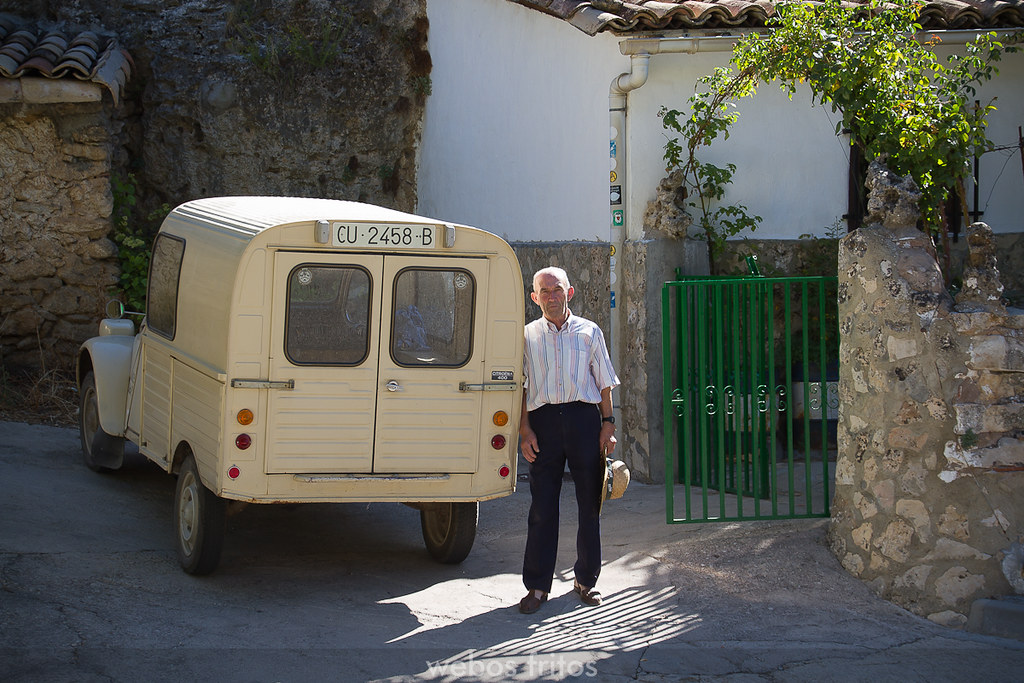 Paco y su furgoneta