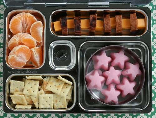 PlanetBox frozen yogurt stars