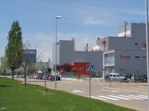 Polígonon Industrial de Palencia