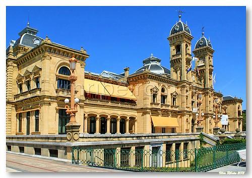 Ayuntamiento de San Sebastian by VRfoto