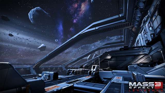 Mass Effect 3: Leviathan DLC Review