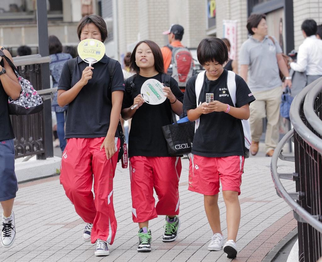 Kumoidori 8 Chome, Kobe-shi, Chuo-ku, Hyogo Prefecture, Japan, 0.005 sec (1/200), f/5.6, 150 mm, EF70-300mm f/4-5.6L IS USM
