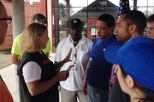 After Isaac, Sen. Landrieu meets with LaPlace residents