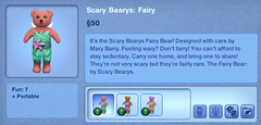 Scary Bearys - Fairy