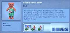 Scary Bearys - Fairy