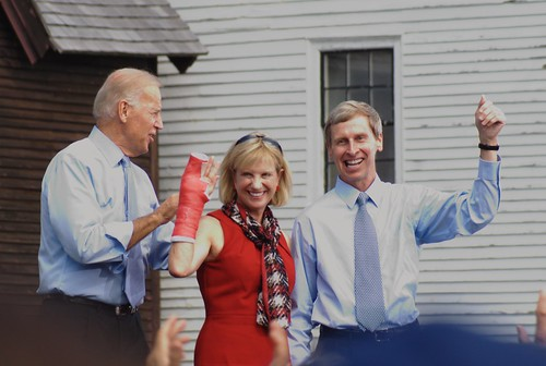 VP Biden, Gov John Lynch, Susan Lynch
