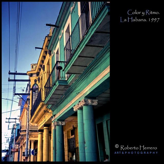 Color y Ritmo. La Habana 1997