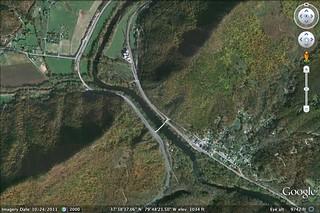 James River Cut
