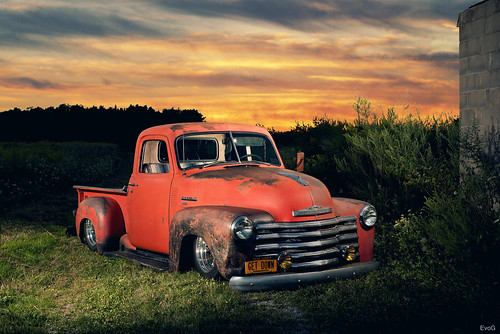49' Chevy 3100 (Explored)