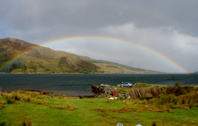 Rainbow, Skye