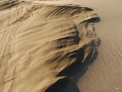 Profil de sable