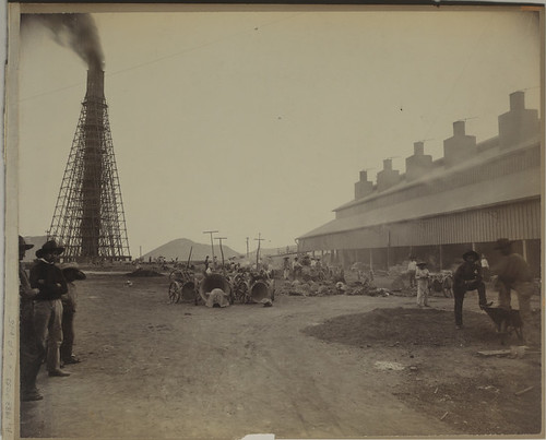 Smelter No. 2 Showing Stack by SMU Central University Libraries