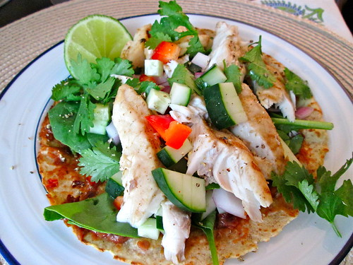 Eat Your Tequila Lime Tilapia