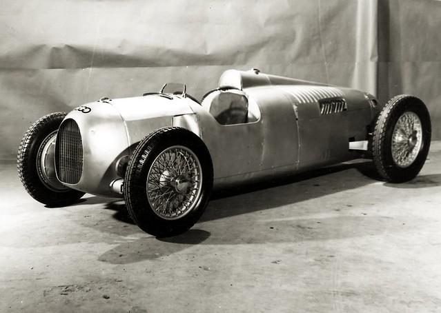 1935 Auto Union Typ B