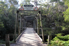 Baily Bridge, Great North Walk
