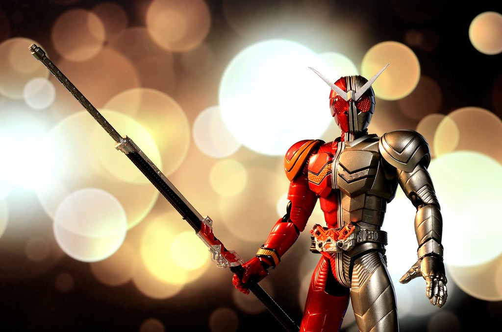 Kamen Rider Double Heat Metal
