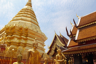 Wat Phrathat @ Doi Suthep | by whyyan