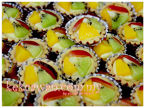 Mini Fruit Tartlet