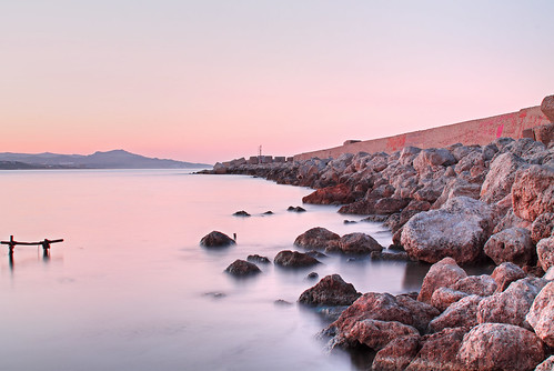 longexposure light sea sunrise twilight alba hdr sanleone fbi3