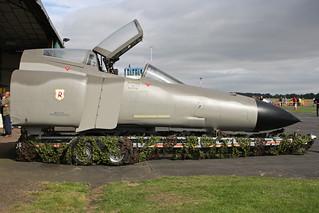 German Air Force F4 Nose, 3786