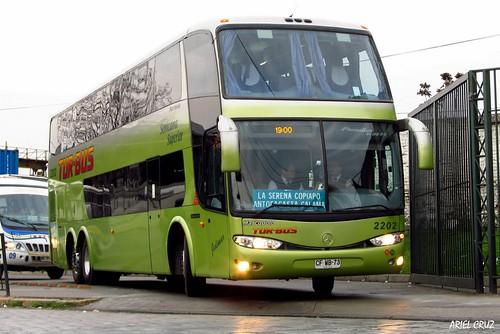 Tur Bus | Marcopolo Paradiso 1800 DD / CFWB73