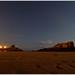 Playa de La Isla noche