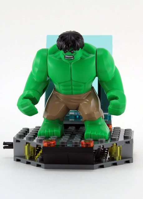 52. A Place For Hulk