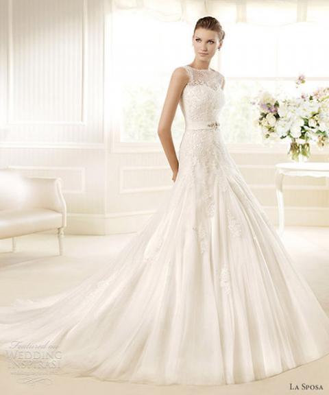 váy cưới 2013