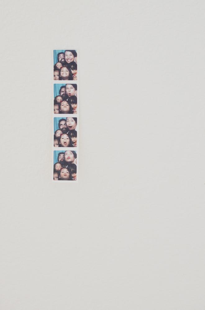most recent photobooth strip