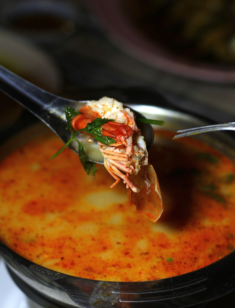 Amphawa Floating Market: Tom Yam