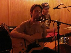 Lonesome Red, The Fire & the Ashes, Ryan Lee Crosby at Moe's Lounge, August 24, 2012