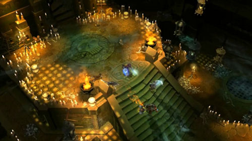 Torchlight 2 Robot Parts Locations Guide