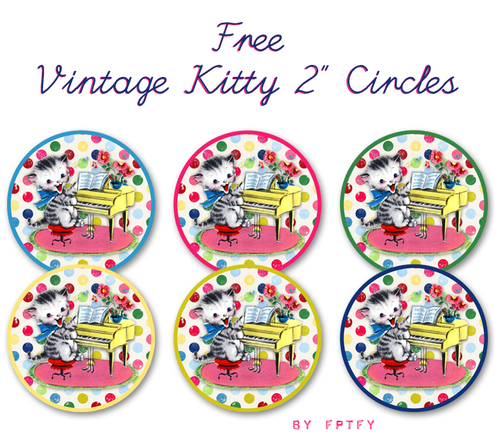 free vintager  kitty tags by fptfy web ex
