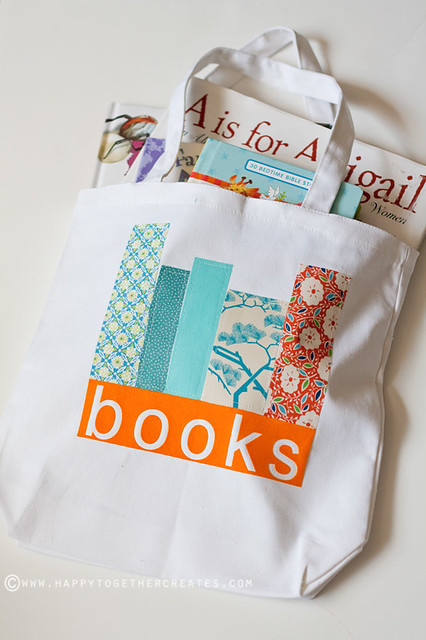 A Bag for her Books