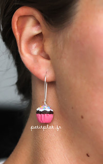 Cupcake Jewelry - Miniature Food