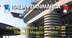 ITALIA v DANIMARCA