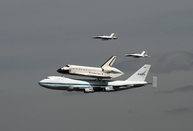 space shuttle follow path - photo #30