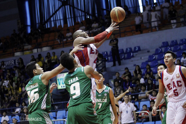 NCAA Season 88 EAC Generals Vs. CSB Blazers Sept. 22 | Flickr - Photo Sharing!