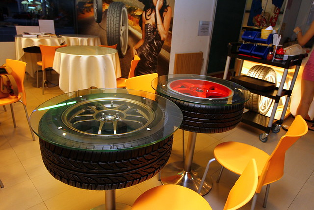 Tyre Cafe