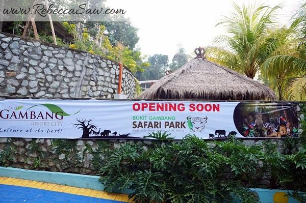 Malaysia Tourism Hunt 2012 - bukit gambang resort city-007