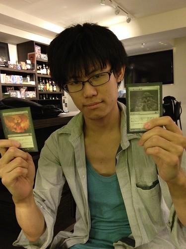 PTQ GTC - Yoyogi Champion : Wada Hiroya