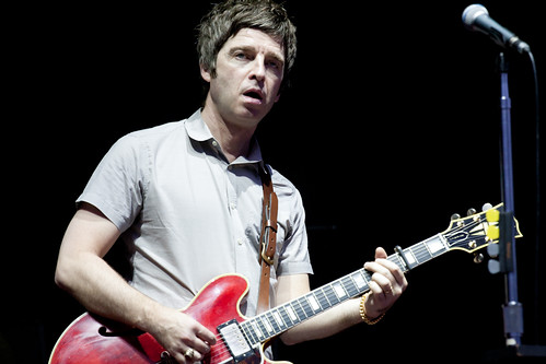 Noel Gallagher's High Flying birds | by kristinacortez