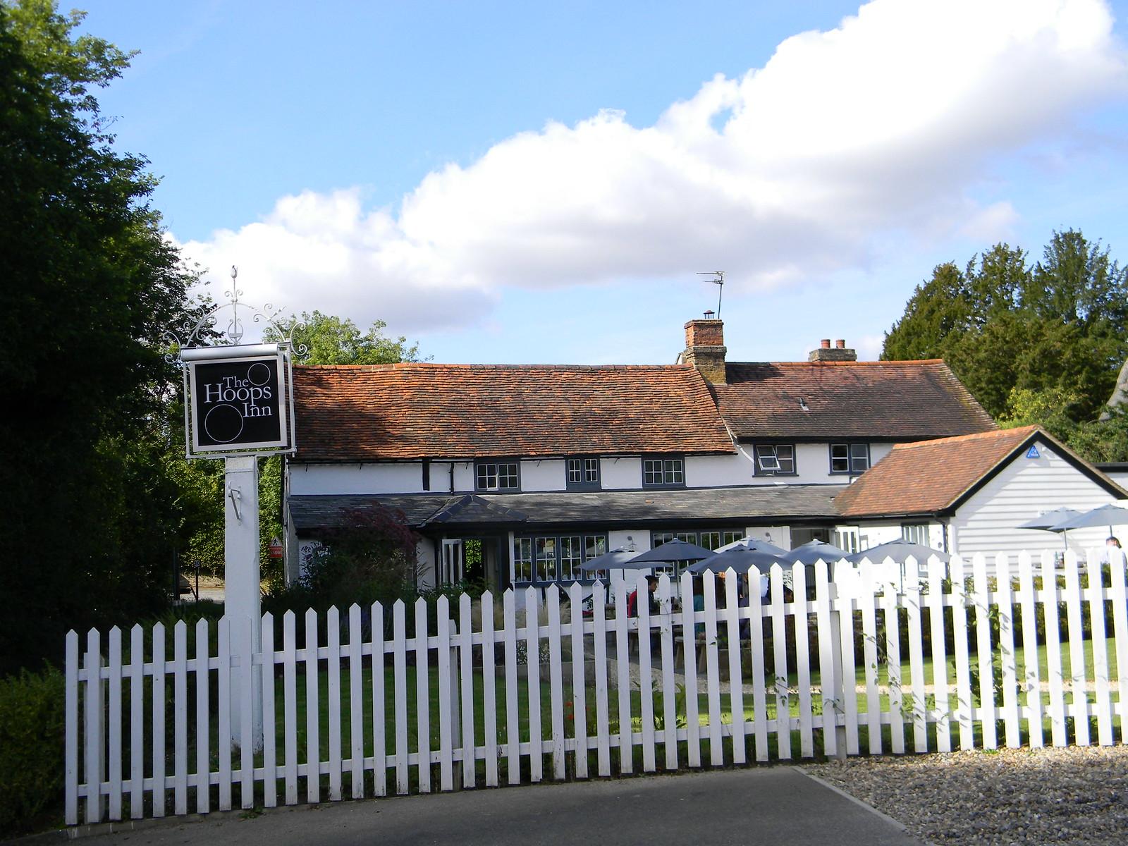 The Hoops Perry Green Roydon to Sawbridgeworth