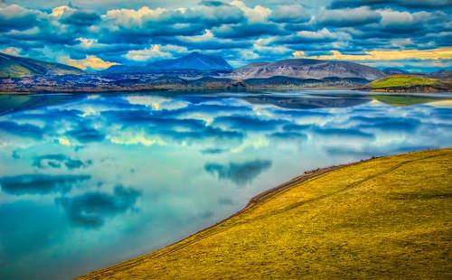 lake iceland interior frostastadavatn fjallabaknaturereserve frostastaã°avatn