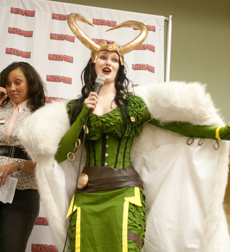 Costume Contest: Female Loki
