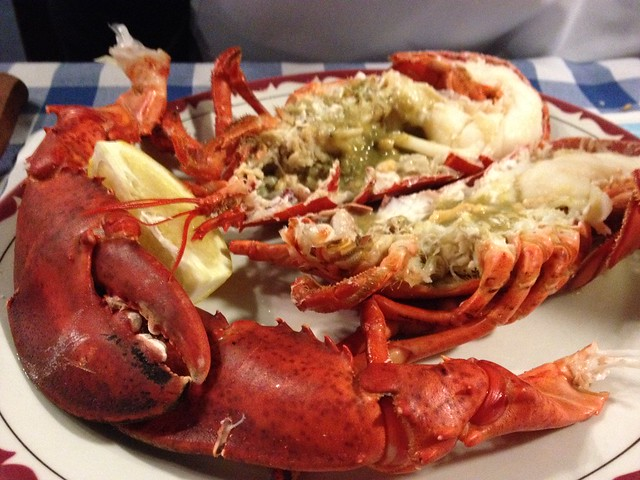 broiled lobster | Flickr - Photo Sharing!