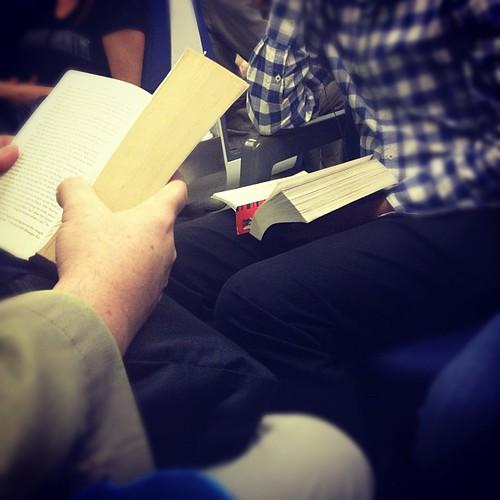 Libros por doquier by rutroncal